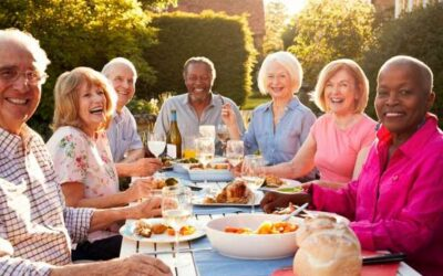 An Ageing Population Presents Business Opportunities